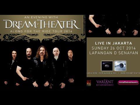 Dream Theater live in Jakarta, 26 Oct 2014