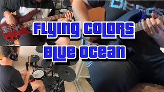 Flying Colors - Blue Ocean (Third Stage: Live in London) Cover