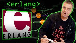 Erlang Programming Language - Computerphile