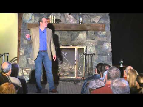 5 little pigs: Sean Krausert at TEDxCanmore