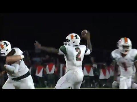 Amazing High School Football TDs