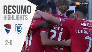 Highlights   Resumo: Gil Vicente 2-0 Belenenses (Liga 19/20 #16)