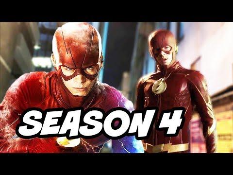 The Flash Season 4 - The End Of Team Flash Explained