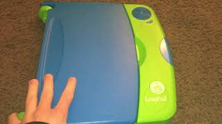 Original LeapFrog LeapPad System Version#2 Review