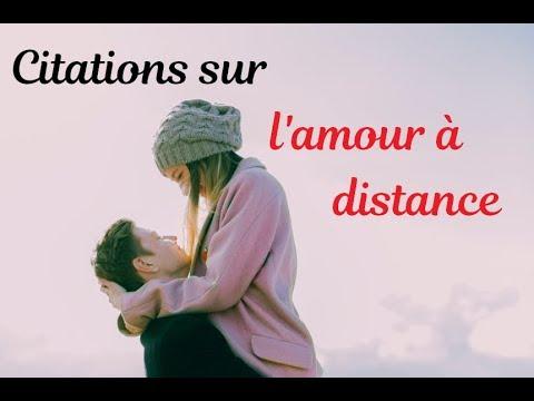 Citations Et Jolies Phrases Sur L Amour A Distance Youtube