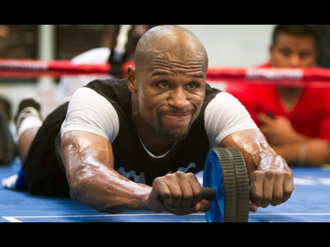 Floyd Mayweather training compilation