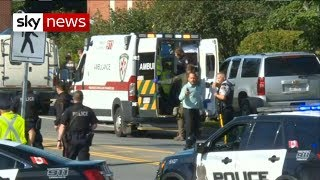 Four people killed in Canada shooting