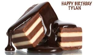 Tylan   Chocolate - Happy Birthday