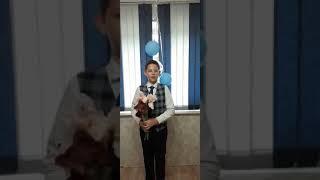 """Вдовин Владислав, обучающийся 3 """"а"""" класса"""