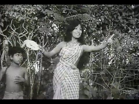 অসম দেশৰ বাগিচাৰে ছোৱালী // Chameli Memsaab (1975) // Hits of Usha Mangeshkar
