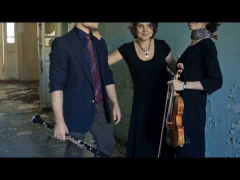 Gian Carlo Menotti - Trio for Violin, Clarinet and Piano