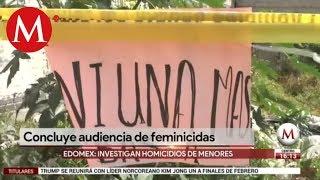 Hallan corazón de niño en casa de presuntos feminicidas de Ecatepec