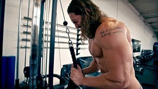 Greek God Program Workout - Chest, Shoulders & Triceps