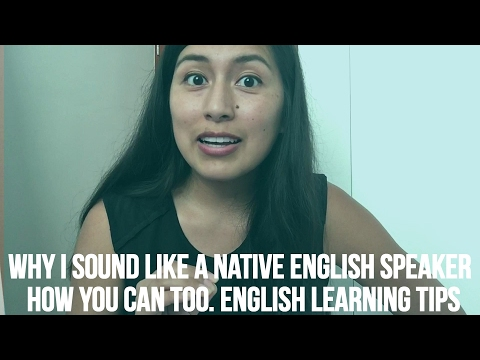 Why I Speak English Like An American (Vlog 29)
