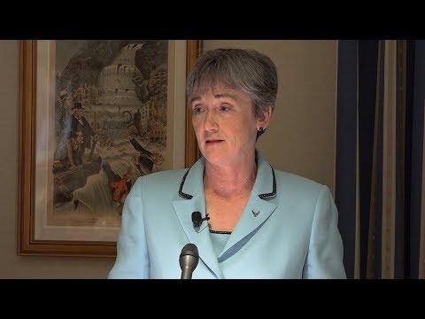 USAF Secretary Wilson: Air Force Needs Budgetary 'Predictability'