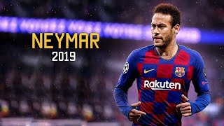 Neymar Jr Welcome back to Barcelona crazy skills and goals 2019