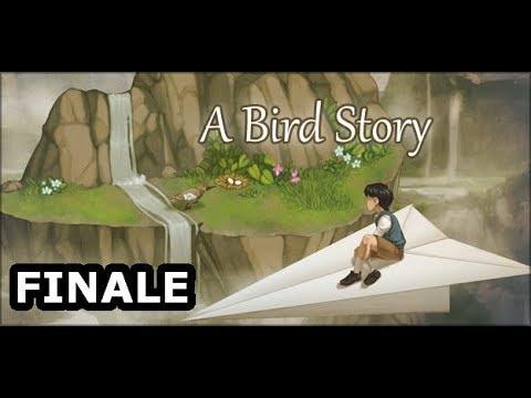 A Bird Story (PC Steam): Ep #3 - Finale - Gameplay ITA