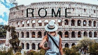 travel ROME 2017