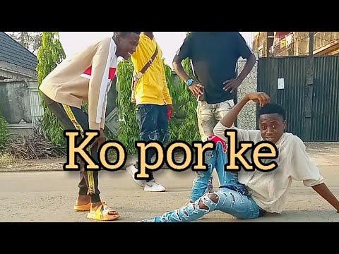 Download Ko por ke(KPK) - rexxie ft mohbad (official dance video)