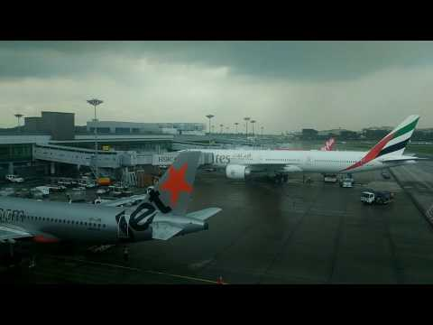 Singapore excellent tourist spot Air port
