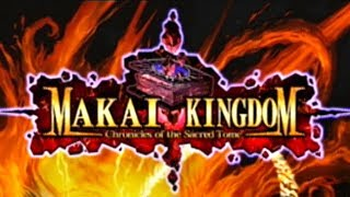 Makai Kingdom: Chronicles of the Sacred Tome ... (PS2)