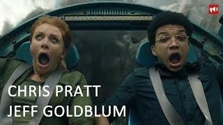 JURASSIC WORLD: DAS GEFALLENE KÖNIGREICH - Trailer - German / Deutsch 2018