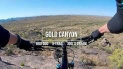 Gold Canyon Mountain Biking 4K
