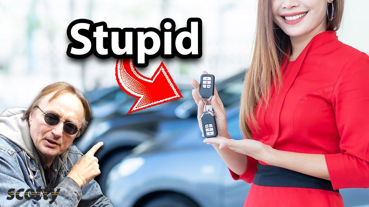 Stupid Car Salesman Scams