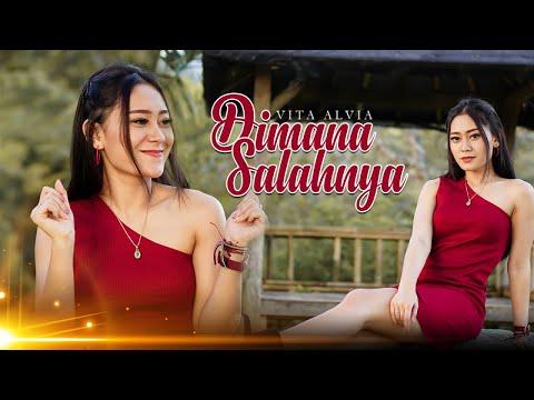 Vita Alvia - Dimana Salahnya (Official Music Video)