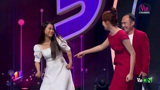 Lâm Vỹ Dạ cùng Anh Đức và Duy Khánh học nhảy Hàn Quốc | Ai Là Số 1?