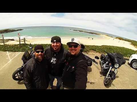 California State Route 1 Trip 2015