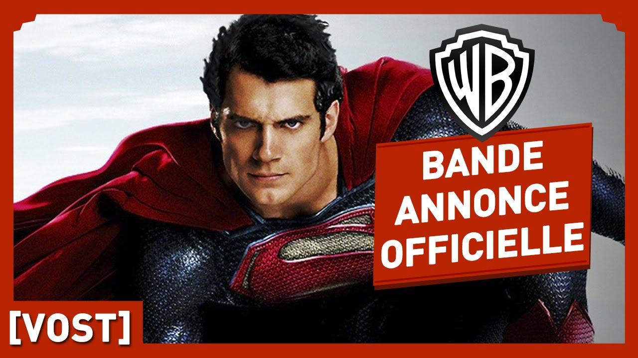Man Of Steel - Bande Annonce Officielle 3 (VOST) - Zack Snyder / Henri Cavill / Kevin Costner