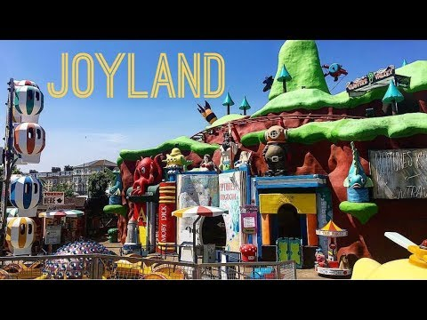 Joyland Great Yarmouth Vlog August 2017