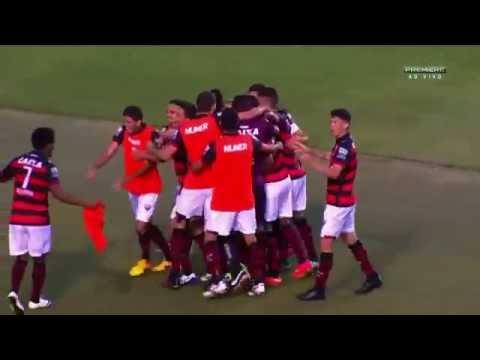 Atlético 2 x 1 Vila Nova