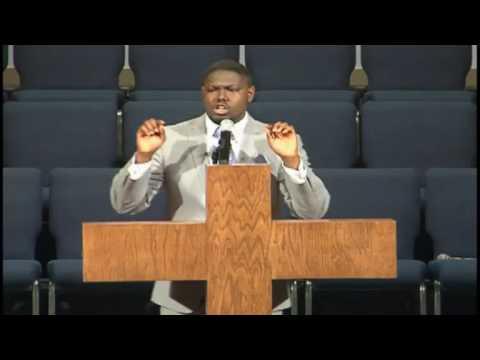 Trusting God In Transition-Min. Seth Martin