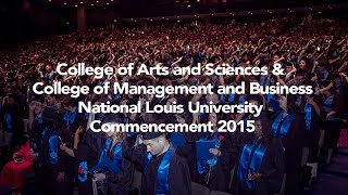 Repeat youtube video Commencement 2015 | CAS & CMB