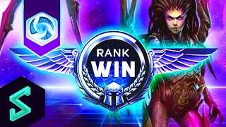 Heroes of the Storm | Rank WIN | Competitive Duo Hero League | MFPallytime and Jester | HotS