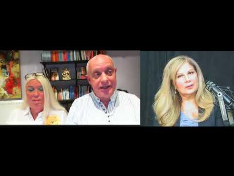 Deborah Kobylt LIVE: Craig and Jane Hamilton-Parker