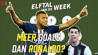 Fenomeen Kylian Mbappé Gaat Meer Goals Maken Dan Cristiano Ronaldo!