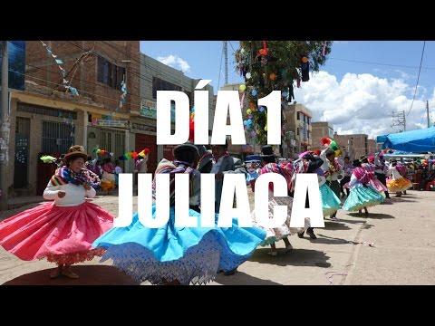 24 horas en Juliaca (Puno, Perú)