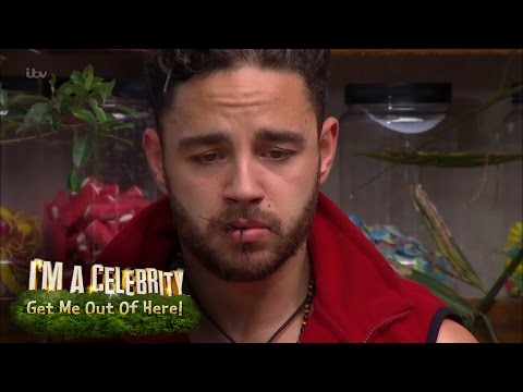 Adam Holds a Giant Live Spider in His Mouth! | I'm A Celebrity... Get Me Out Of Here!