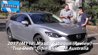 "2018 Mazda 6 GT Wagon (""Two Dads"" Review) 