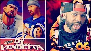 Def Jam Vendetta Walkthrough Gameplay Part 6 - Method Man and Redman Tag Match!