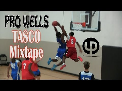 Pro Wells WILL Dunk on You... TASCO Summer League Mixtape