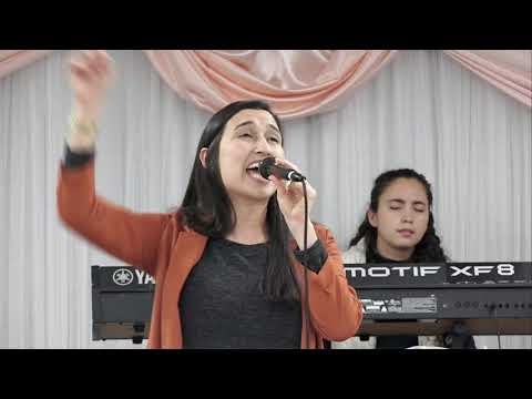Alabanzas Pentecostés del Miércoles 28 de Nov- Carolina Flores