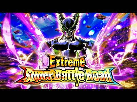 ALL 10 STAGES CLEARED!! GLOBAL EXTREME SUPER BATTLE ROAD LIVE RUNS | Dragon Ball Z Dokkan Battle