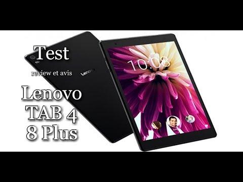 Lenovo TAB 48 Plus . Test, review, avis.