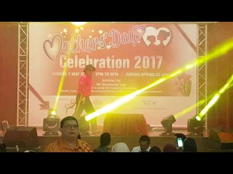Rico Chandra 7/5/2017 Mothers day Multiracial Jurong Spring CC Singapore