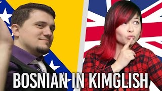 Kim Butchers Bosnian with Draz!