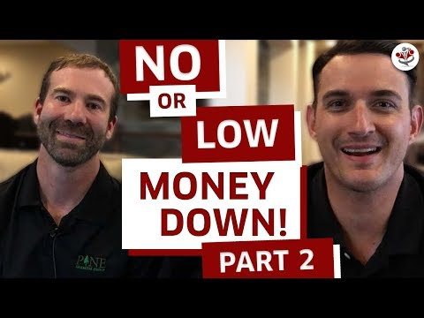 2017 - How to Buy Properties With Little to No Money Down - Part 2 -  VIP Financial Education
